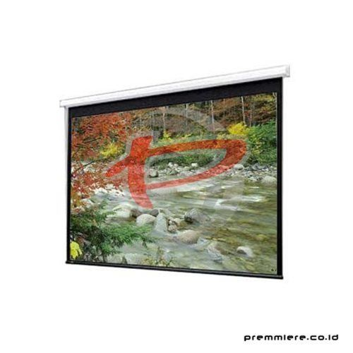 "Screen Projector Manual Wall Screen 100"" [MWSSV1520L]"